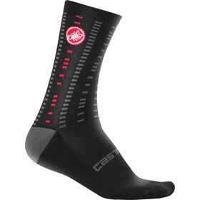 Castelli Incendio 2 18 Socks Unisex black